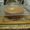 Kathy P Cake Cooling Rack: e two racks to flip a cake over