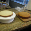 Kathy P Cake: Cake boards and layers