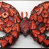 Strawberry Butterfly Cake: Allergy and Kid Friendly!
