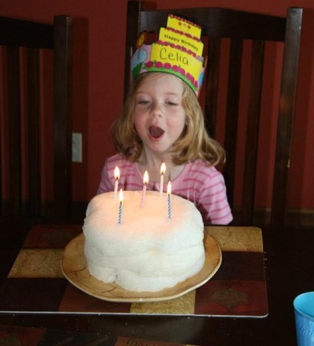 Birthday Cake Ideas For Kids On Limited Diets Due To Allergies