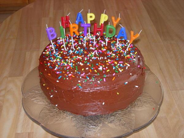 Chocolate Layer Cake LC