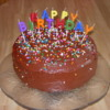 Happy Birthday to You!  Chocolate Layer Cake (Allergy-Friendly)