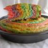 Zebra Easter Cake by Kandi