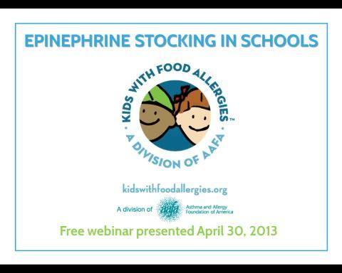 Epinephrine in Schools What You Need to Know EDIT_Thumb