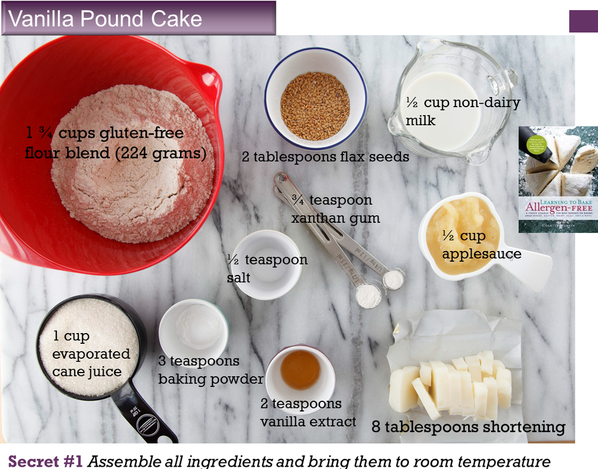 Allergy Friendly Cake Recipes