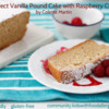 The Perfect Allergy-Friendly Cake and Raspberry Compote Recipe (with Video)
