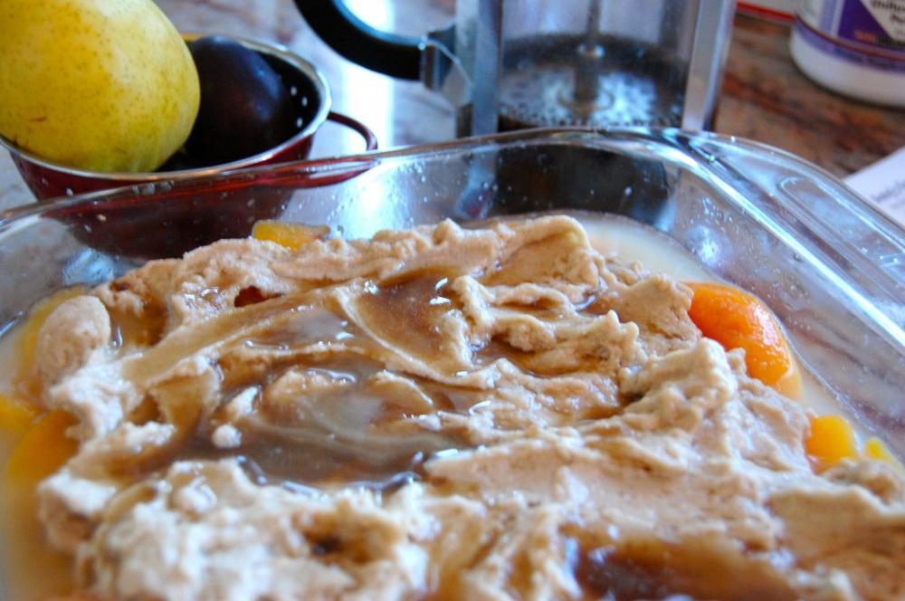 Gluten-Free Peach Cobbler Recipe Free of Top 8 Allergens   Kids With ...