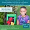 Section 504 Disability Individualized Health Care Plan Students Food Allergy