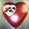 Peanut Allergy Alert - Fannie May Heart Shaped Box of Chocolates