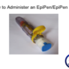 How to Use an EpiPen