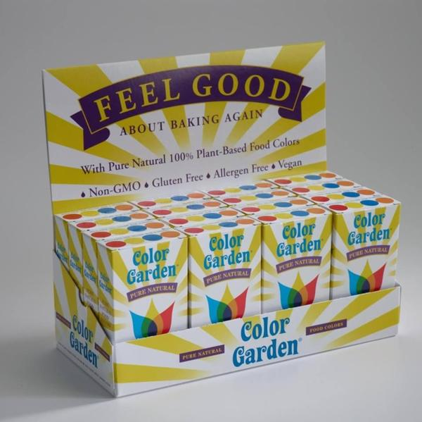Natural Gluten Free Food Coloring