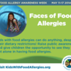 Faces of Food Allergies