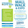 Join Us as We Take Strides for Safe Kids - Sept. 7th