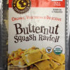Milk, Egg and Soy Allergy Alert: Rising Moon Organics Butternut Squash Ravioli