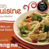 Shellfish (shrimp) Allergy Alert: Lean Cuisine Culinary Collection Chicken with Peanut Sauce