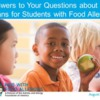 About Section 504 Plans for Students with Food Allergy (Video and Resources)