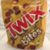 Peanut and Egg Allergy Alert: TWIX® Bites 7oz Stand Up Pouch