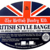 Milk Allergy Alert - Interbay Food Company The British Pantry British Style Bangers