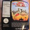 Wheat and Fish Allergy Alert: Claude's Beef Jerky with Red Chile