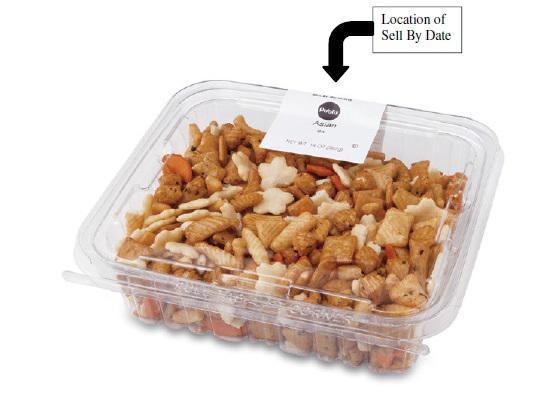 Peanut Allergy Alert: Publix Asian Snack Mix | Kids With