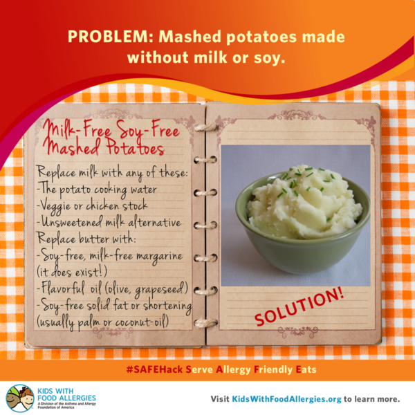 How Do You Make Creamy Mashed Potatoes Without Milk Or Soy