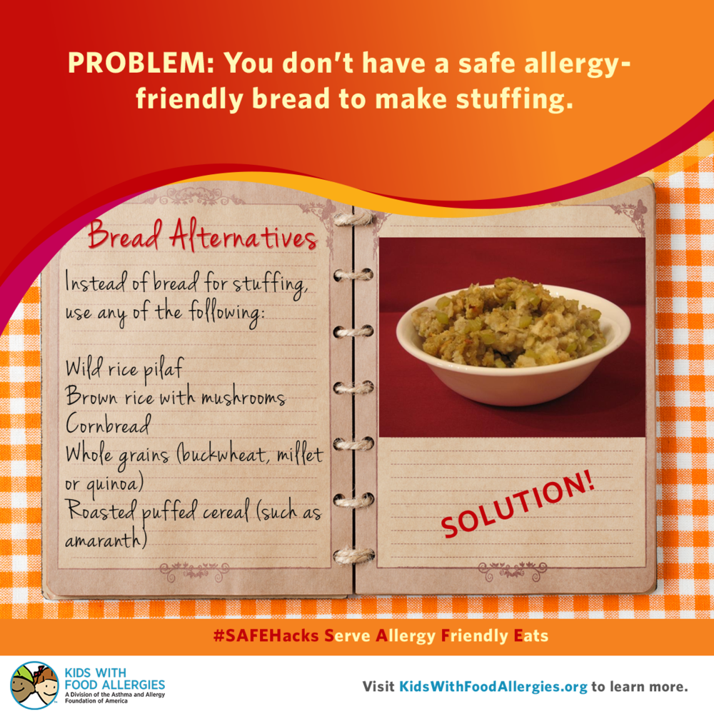 Food Allergies Cereal Recipe