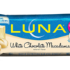 Cashew Allergy Alert:  White Chocolate Macadamia Gluten Free Luna Bars