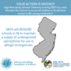 New Jersey Epinephrine Bill Will Save Children's Lives