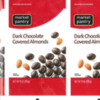 Peanut Allergy Alert - Zachary Confections, Inc Market Pantry (Target) Dark Chocolate Covered Almonds