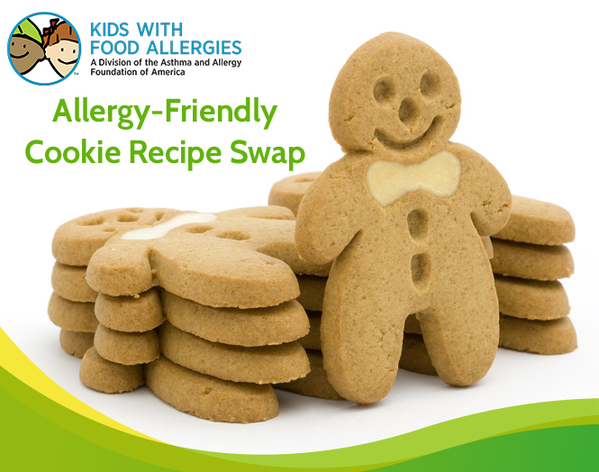 Cookie recipes for food allergies