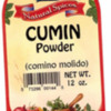 Peanut Allergy Alert - Spice N' More Cumin Powder