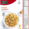 Tree Nut Allergy Alert (Almond) - Gilster - Mary Lee Corp Market Pantry Honey & Oat Mixers Ready to Eat Cereal