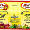 Peanut Allergy Alert - NAC Foods Ground Cumin Product
