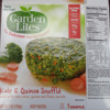 Peanut Allergy Alert - Garden Lites Souffles, Chili & Cornbread Melt, Brown Rice Veggie Bites, and Veggie Cakes