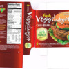 Peanut Allergy Alert - Franklin Farms Chili-Bean Veggiburgers