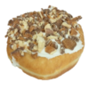 Peanut Allergy Alert - Northern Tier Bakery LLC Twix Bismarck Doughnuts