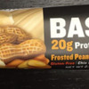 Milk Allergy Alert - Probar Base Frosted Peanut Butter Bars
