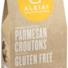 Peanut Allergy Alert - Aleias Gluten Free Foods Parmesan and Classic Croutons