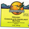 Milk Allergy Alert - Hummingbird Wholesale Organic Chocolate Hazelnut Butter