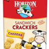 Peanut Allergy Alert - White Wave Horizon Cheddar Sandwich Crackers
