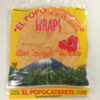 Milk, Yellow #4 Allergy Alert - El Popocatepetl Sundried Tomato, Spinach Pesto, and Chipotle Wraps
