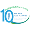 10th Anniversary Kids With Food Allergies