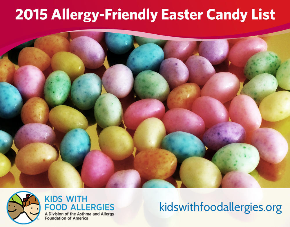 Updated allergy friendly easter candy guide for 2016 kids with like negle Images