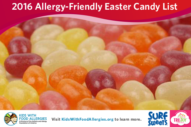 Updated allergy friendly easter candy guide for 2016 kids with allergy friendly easter candy guide for 2016 kids with food allergies negle Image collections
