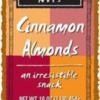 Peanut Allergy Alert - Trader Joe's Cinnamon Almonds