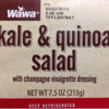 Soy Allergy Alert - Taylor Farms Florida Kale and Quinoa Salad