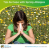 Springtime Allergy Season Is Underway – Tips on How to Cope