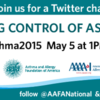 Join Us for #Asthma2015 Twitter Chat May 5 at 1 PM