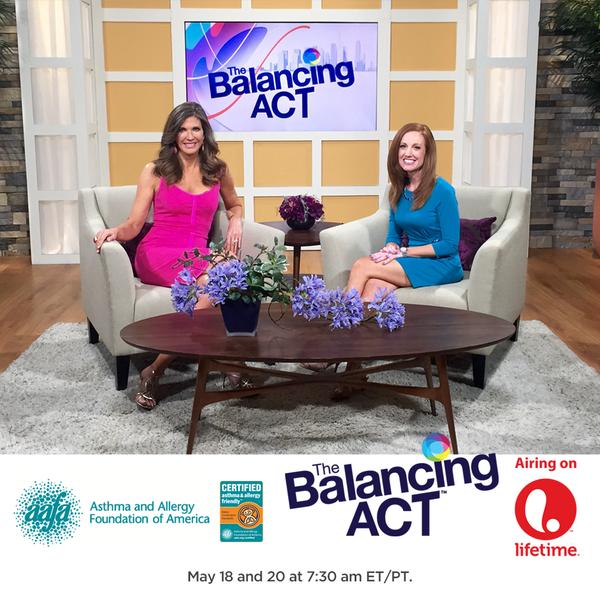 AAFA-With-Julie-BlueDress-Balancing-Act-May18-20-2015