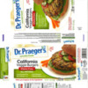 Soy Allergy Alert - Dr. Praeger's Sensible Foods Gluten Free California Veggie Burgers